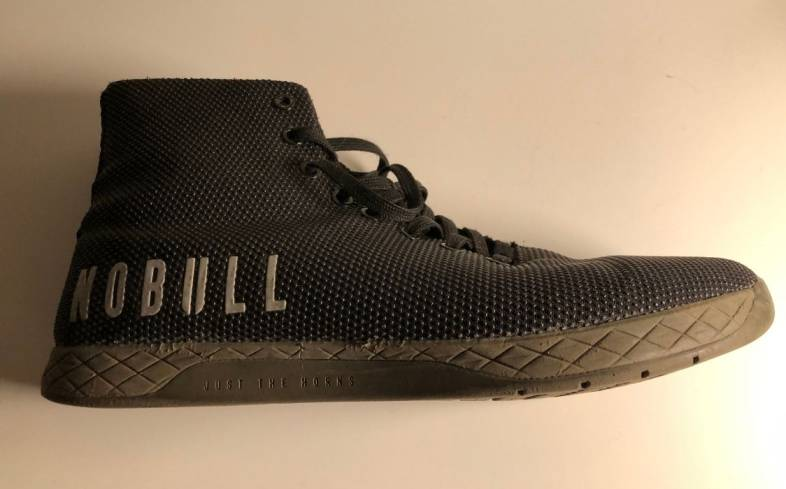 benefits of a high top weightlifting shoe