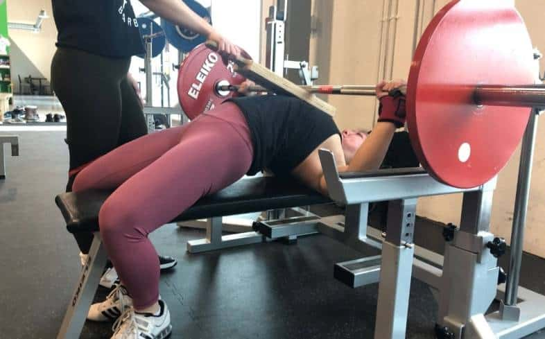 how to program the 3-board bench press