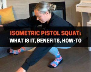 Isometric Pistol Squat