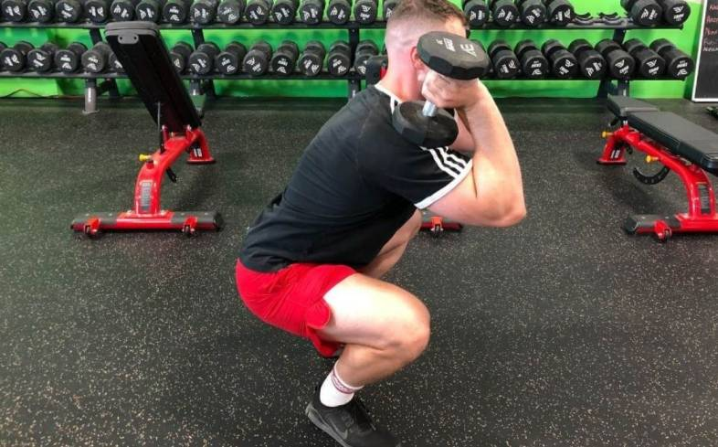 there are 6 reasons why powerlifters do GPP workouts