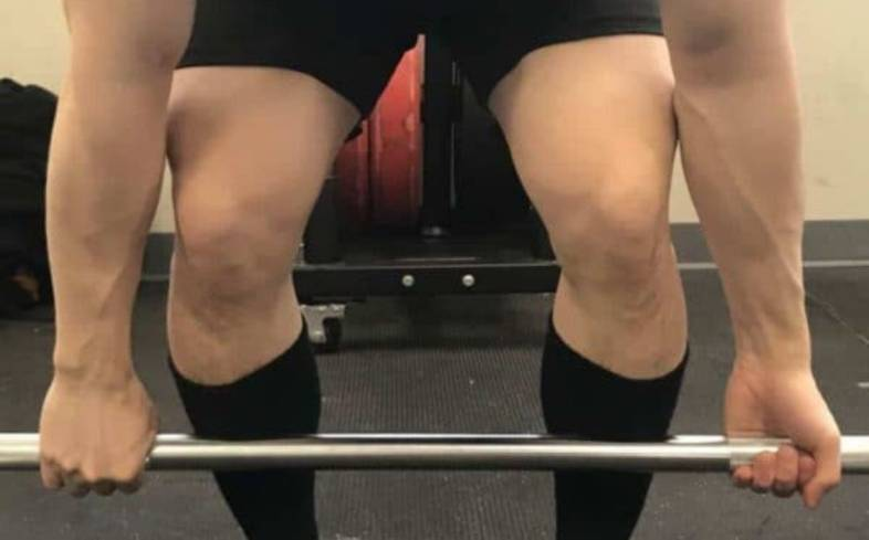 there are three things you need to consider when figuring out your deadlift stance