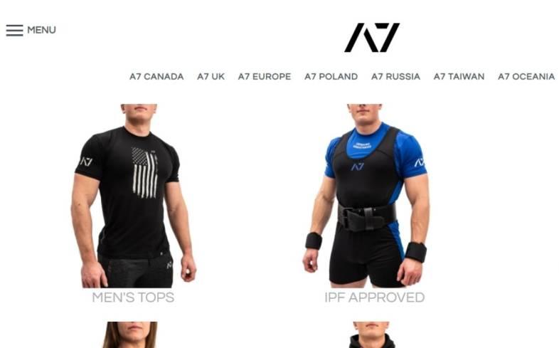 A7 Strongwear