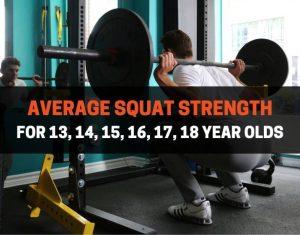 Average Squat Strength