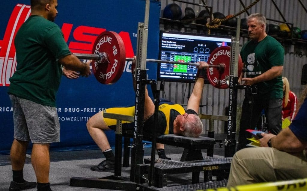 benefits of powerlifting over 50