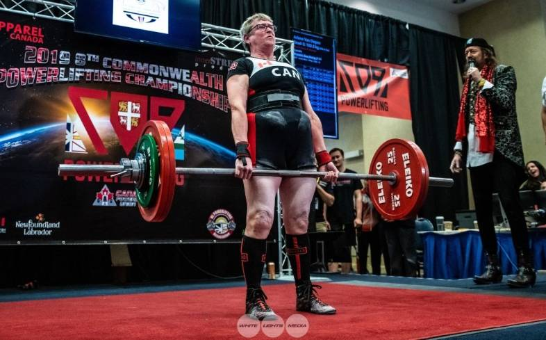 benefits of powerlifting over 60
