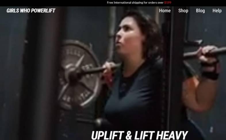 Girls Who Powerlift