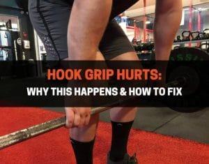 Hook Grip Hurts