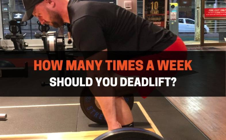 both beginner and advanced lifters will benefit from training deadlifts 1 to 3 times per week