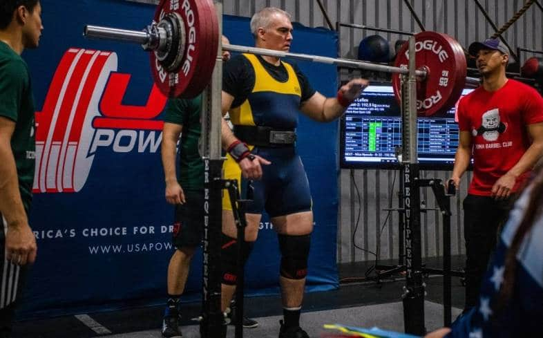 to start powerlifting at 50 you need to first ensure you have basic proficiency in the 3 main lifts