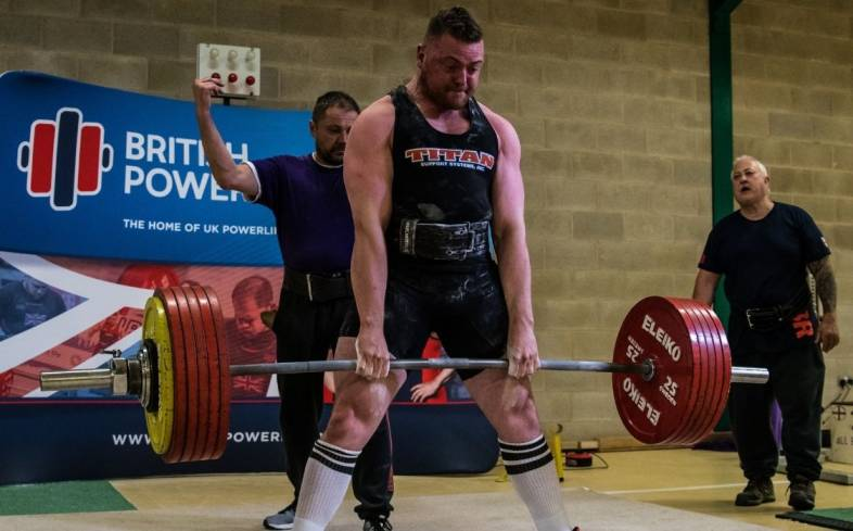 IPF approved powerlifting singlet brands