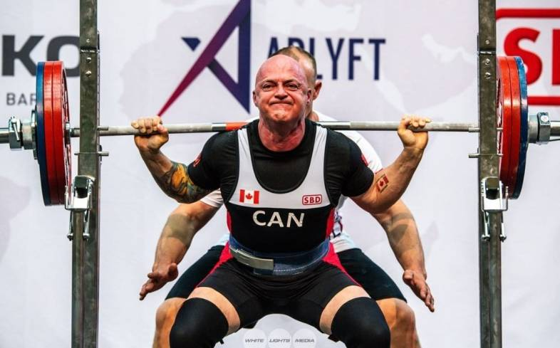 powerlifting routine for over 60