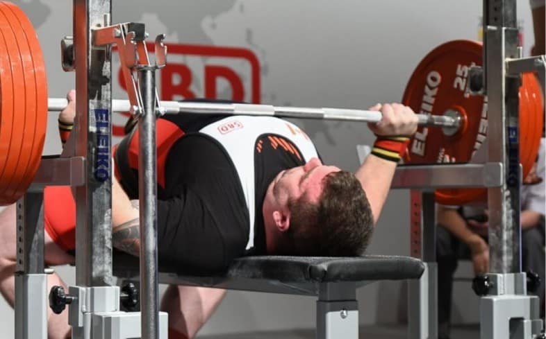3 main purposes of breathing in the bench press