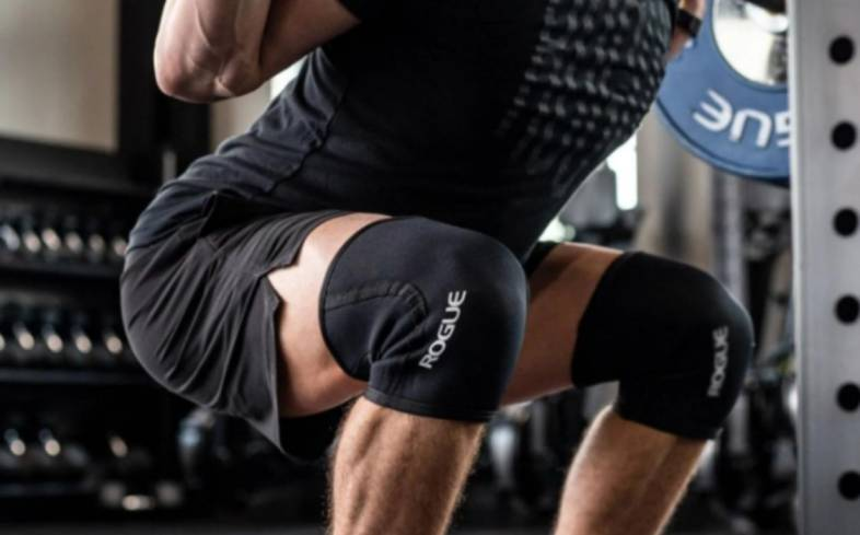 a detailed review of rogue knee sleeve