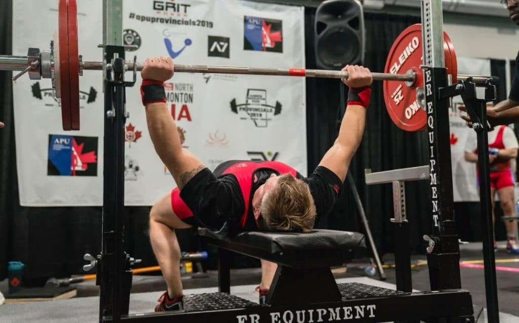 stronger muscles on powerlifting for over 40