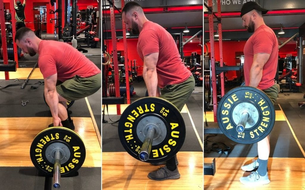 5 tips to deadlifting without hitting your knees
