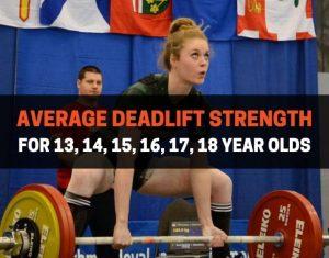 Average Deadlift Strength