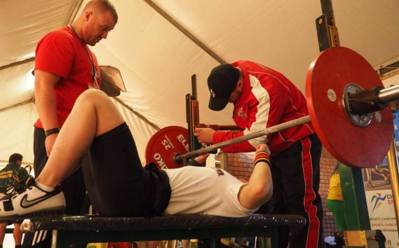 choosing the correct rack height is an important step when unracking the bench press ourselves