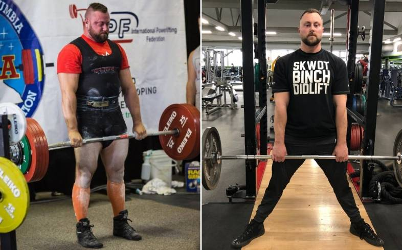 choosing the best position for your feet can be the key to making your deadlifts feel stronger than ever