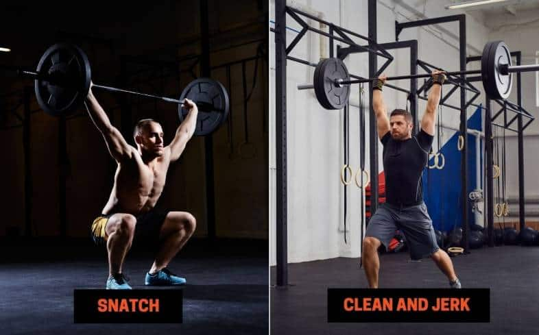 olympic lifts for powerlifters