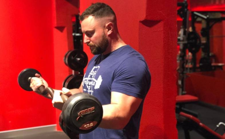 should powerlifters use the repetition effort method