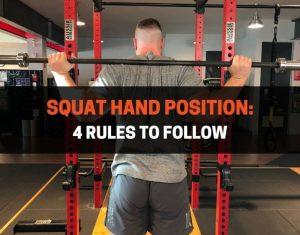 Squat Hand Position