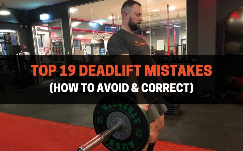 the top 19 deadlift mistakes lifters make
