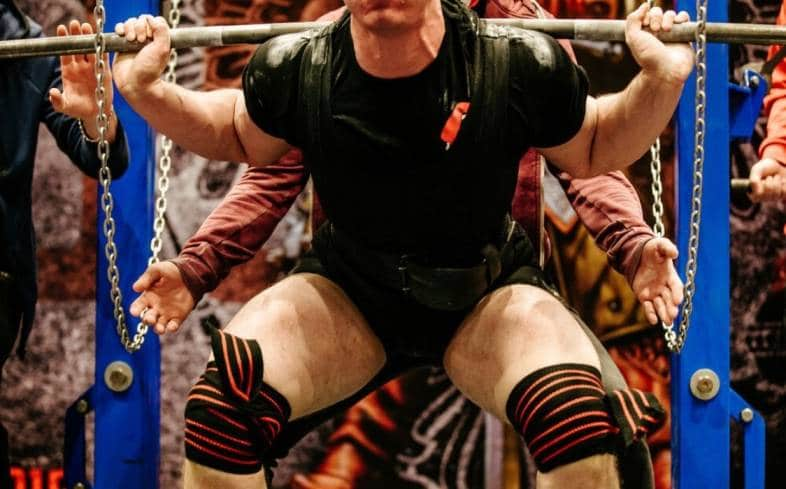 why are your quads sore after squats