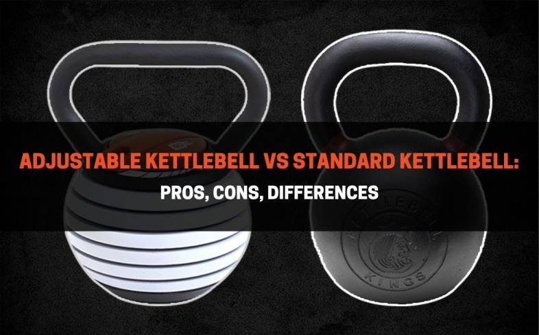 adjustable kettlebell versus standard kettlebell