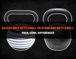 Adjustable Kettlebell vs Standard Kettlebell