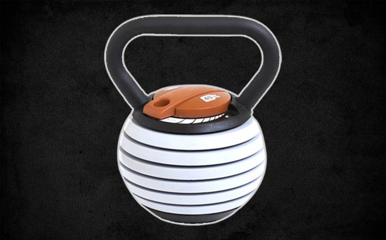 adjustable kettlebell is designed so that we can adjust the weight of the kettlebell by removing or adding weights to the frame