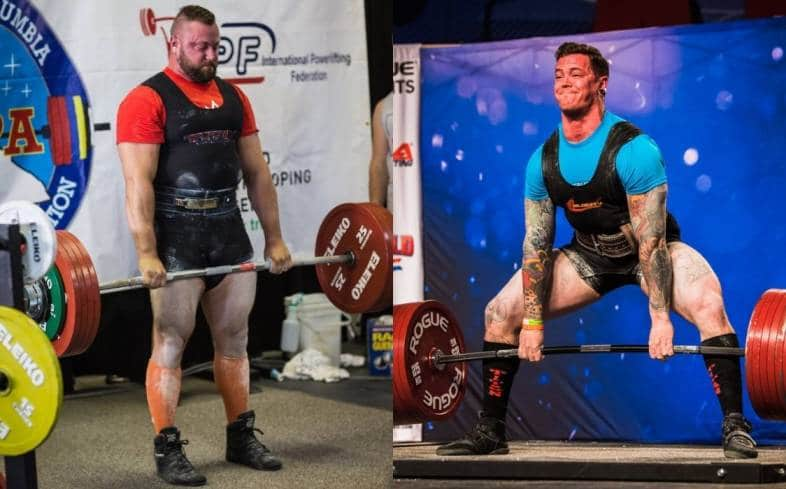 some lifters prefer a slightly higher belt position for the conventional deadlift and the sumo deadlift