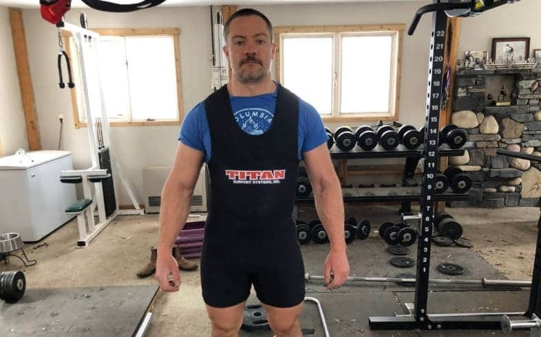 how should a powerlifting singlet fit