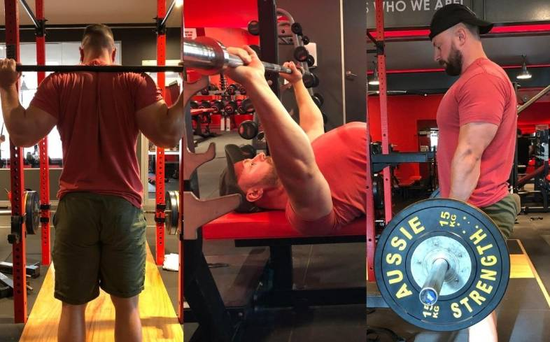 how to powerlift every day without overdoing it