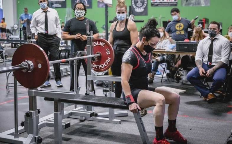 vomiting after or during a particularly hard set of squats or deadlifts is a very uncomfortable experience