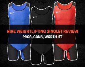 Nike Weightlifting Singlet Review