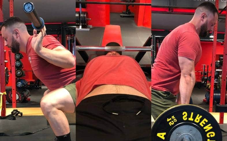 should you squat, bench, deadlift 3 days per week
