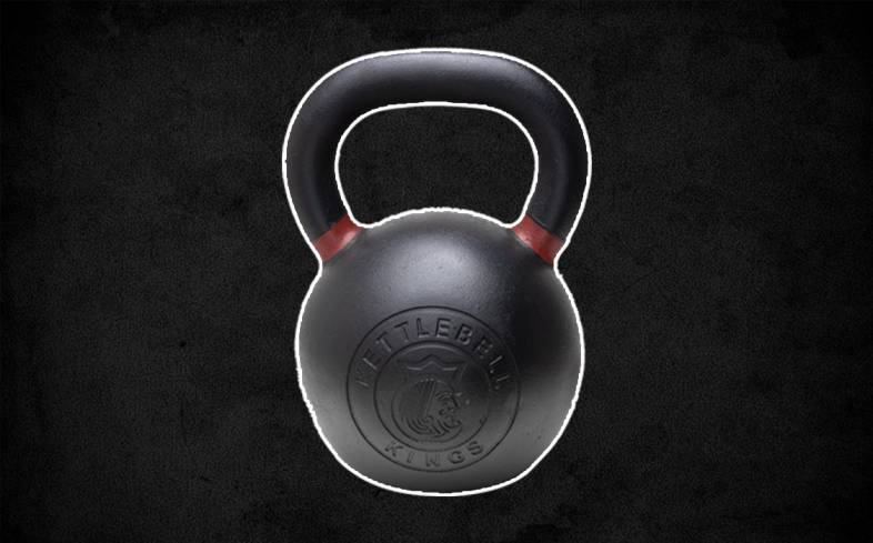 the best standard kettlebells are made of cast iron or steel, which are both very durable materials