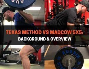 Texas Method vs Madcow 5x5