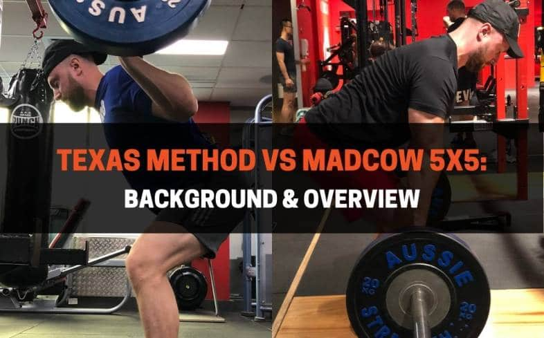 texas method and madcow are both similar intermediate programs that have you train 3 times per week