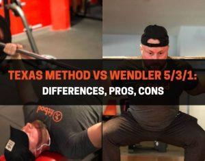 Texas Method vs Wendler 531