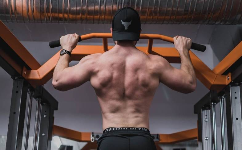 pull ups will help deadlifts by improving the ip and back strength