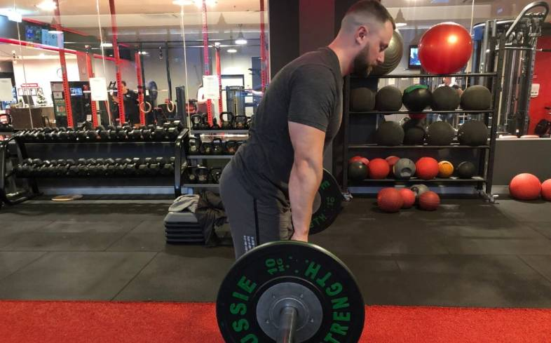 the 6 benefits of high reps for powerlifters