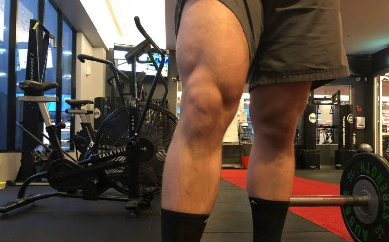 should you be worried if your quads are sore after deadlifting