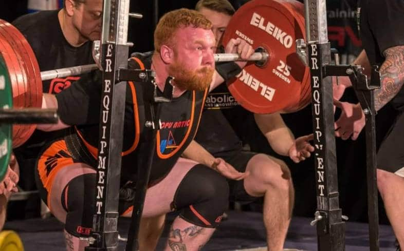 7 rules to follow when tapering for a powerlifting meet