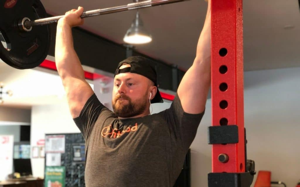 7 ways to overhead press with low ceiling