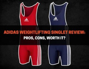 Adidas Weightlifting Singlet Review