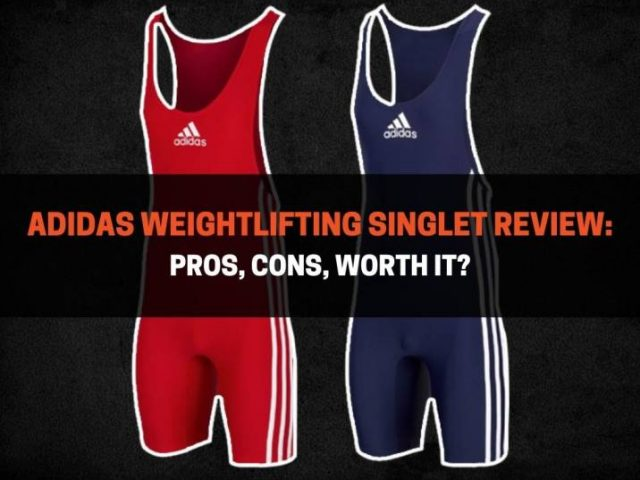 Adidas Weightlifting Singlet Review: Pros, Cons, Worth It?
