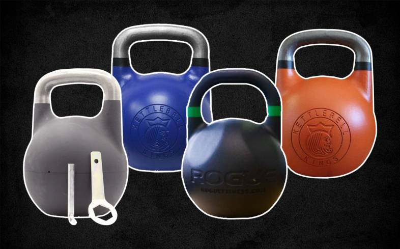 buyer's guide for best kettlebells for competitors