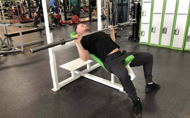 the incline bench press is one of the hardest bench variations because the incline reduces your ability to optimally recruit your pec muscles as a whole
