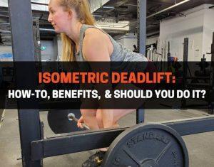 Isometric Deadlift